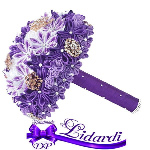 Buchet mireasa marca Lidardi
