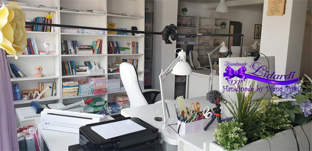 Magazin cu produse marca Lidardi