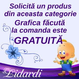 Articole botez baieti marca Lidardi, Handmade by Diana Puiu